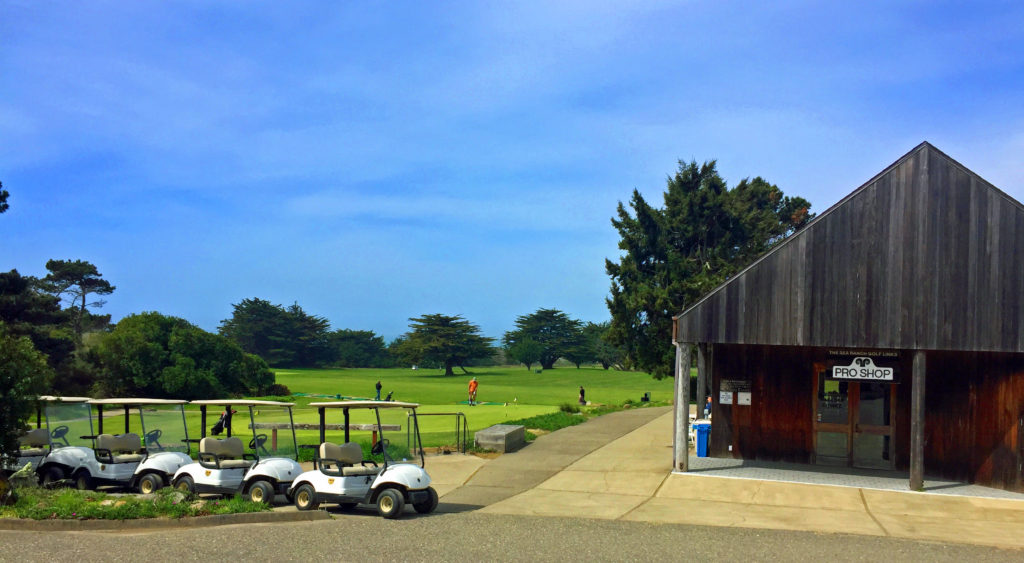 Sea Ranch Golf Course